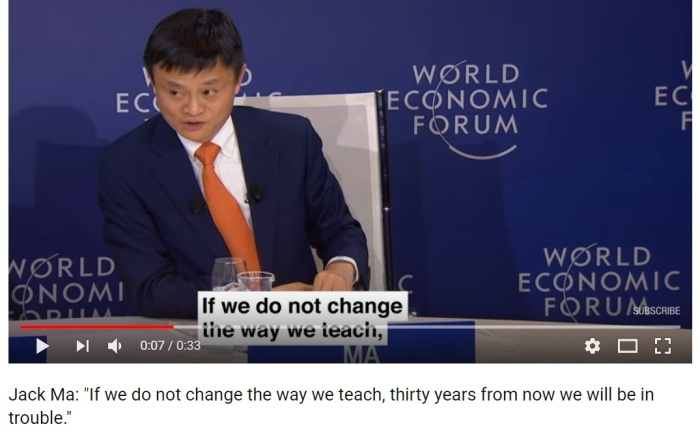 Reaching Jack Ma Entirely Of Possibility